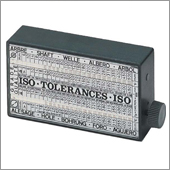 ISO Tolerance Indicators