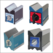 Magnetic Measuring and Clamping V-Blocks