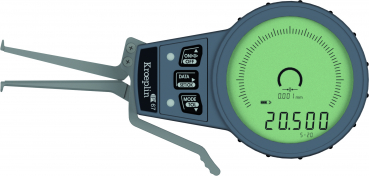Digital Internal Quicktest Gauge, IP67, 10 - 25 mm