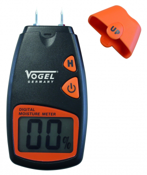 Digital Moisture Meter, 5 - 40%(wood) x 1 %