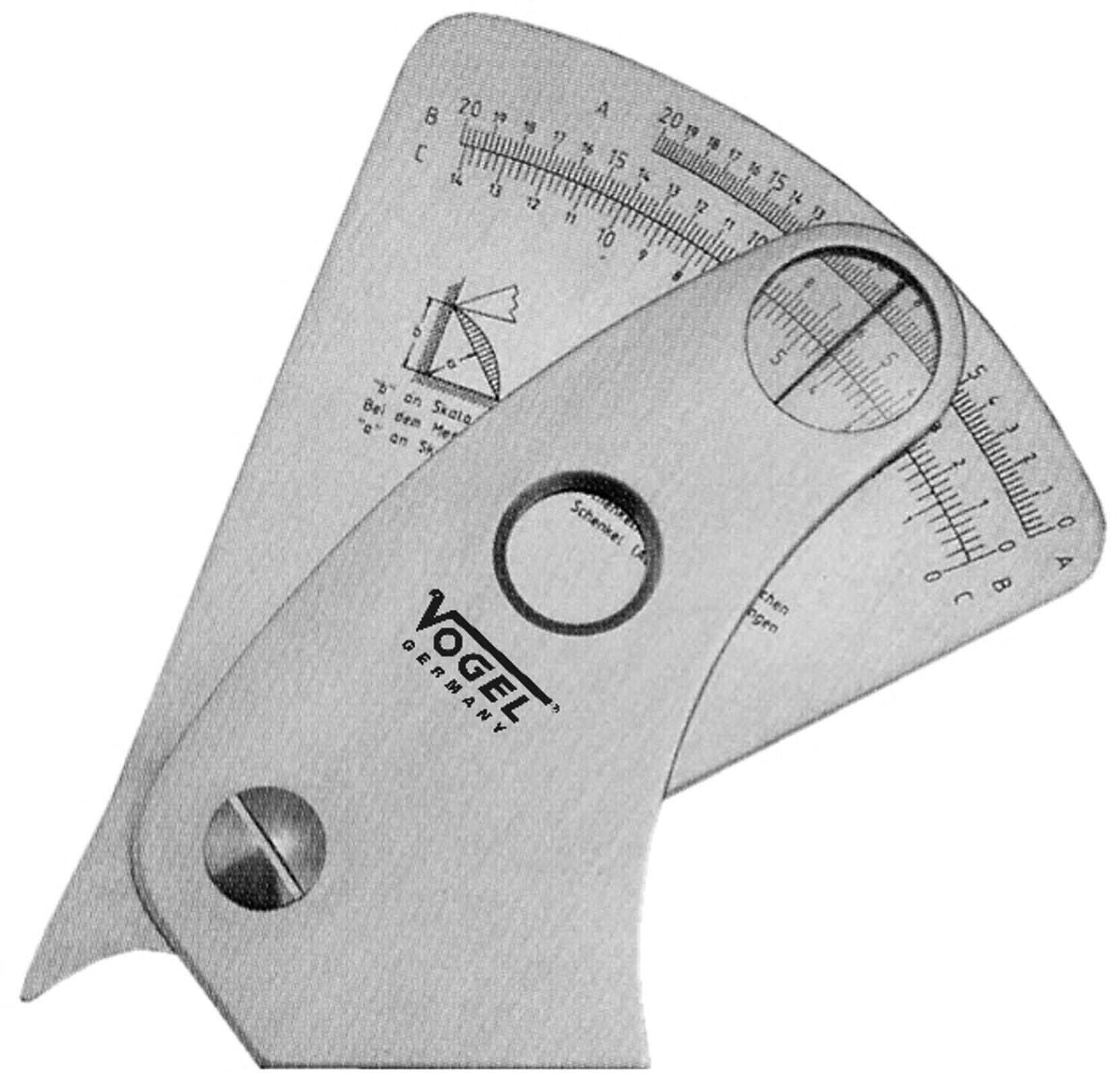 Vogel Germany Precision Welding Gauge
