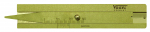 Brass Tread Depth Gauge, 30 mm