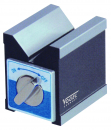 Magnetic Measuring and Clamping V-Block, hardened, for shaft Ø 6 - 30  mm, 70 mm x 60 mm x 73 mm